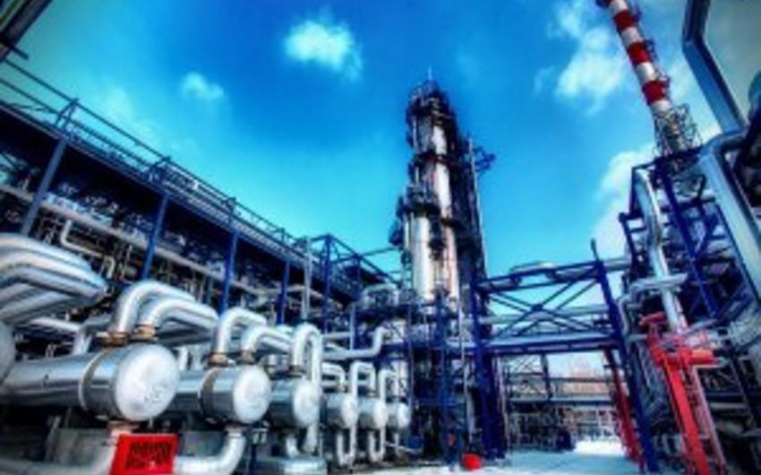 Кременчугский НПЗ перерабатывает азербайджанскую нефть
