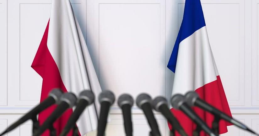 Bu gün Fransa və Polşa prezidenti arasında danışıqlar aparılacaq