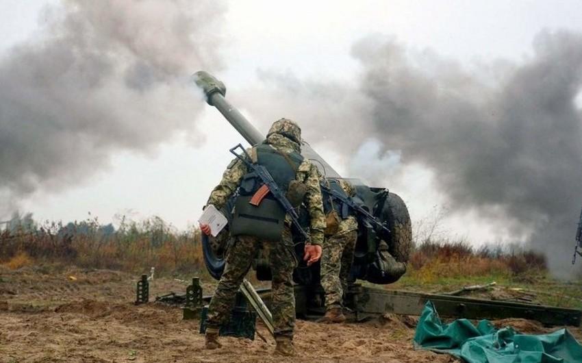 Ukraynanın 4 hərbçisi Donbasda yaralandı