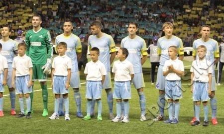 Казахстан стал 32-й страной представленной в группе Лиги Чемпионов