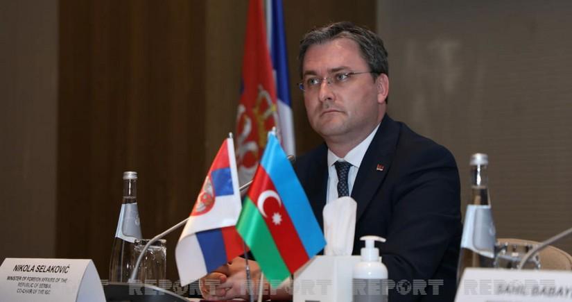 Azərbaycan və Serbiya viza rejiminin sadələşdirilməsini müzakirə edir