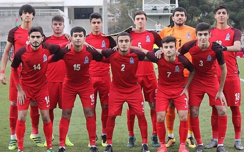 Определены соперники сборной Азербайджана на тренировочных сборах