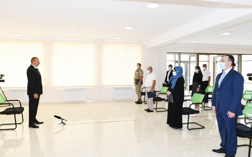Azərbaycan lideri: İkinci Qarabağ müharibəsində bizim planlarımız tam yerinə yetirildi