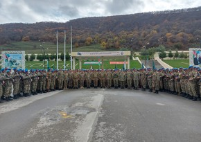 Steps to bring Azerbaijan army in line with Turkish armed forces continue