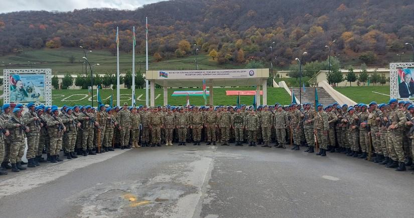 Azərbaycan Ordusunun Türkiyə Ordusu iləuyğunlaşdırılması istiqamətində növbəti addım atılıb