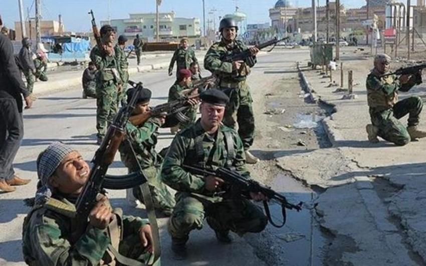 İraq ordusu Fəllucada 40-dan çox hərbçisini itirib