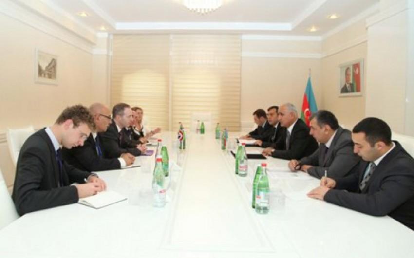 Azərbaycan və Türkiyə sənaye əməkdaşlığının genişləndirilməsi imkanlarını araşdırır