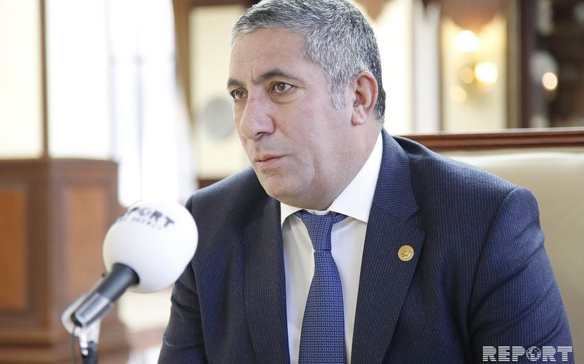 """Siyavuş Novruzov: """"Milli Şura ermənilərin pulu ilə fəaliyyət göstərir"""""""