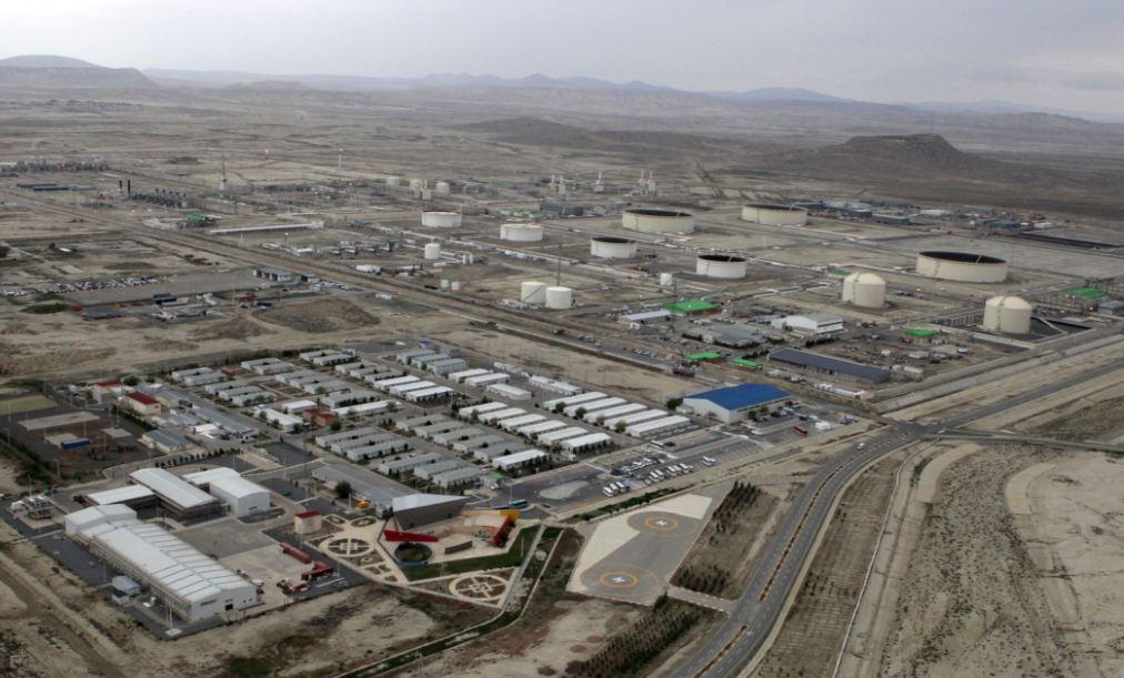 Bu ilin ilk 9 ayında Səngəçal terminalından 211 mln. barel neft və kondensat ixrac olunub