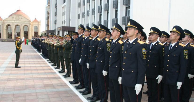 Polis Akademiyasına qadınların qəbulu dayandırıldı