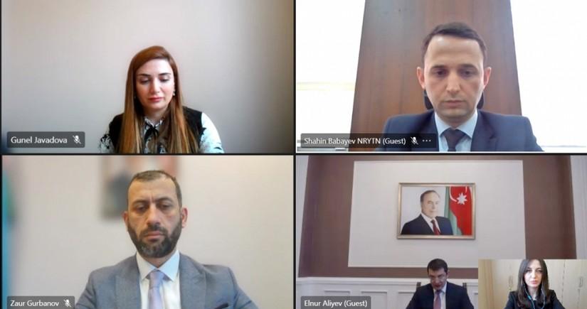 """""""BakuBus"""" MMC-nin Müşahidə Şurasının ilk iclası keçirilib"""