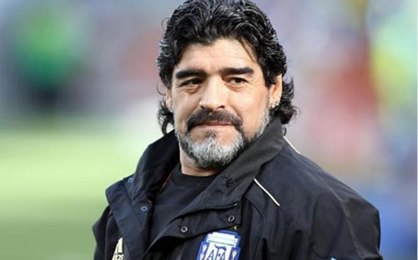 Диего Марадона планирует стать главным тренером мексиканского футбольного клуба