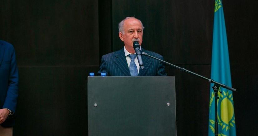 """Qazaxıstanın azərbaycanlı deputatı: """"İlham Əliyev Qarabağ probleminin həlli üçün hər şeyi etdi"""""""