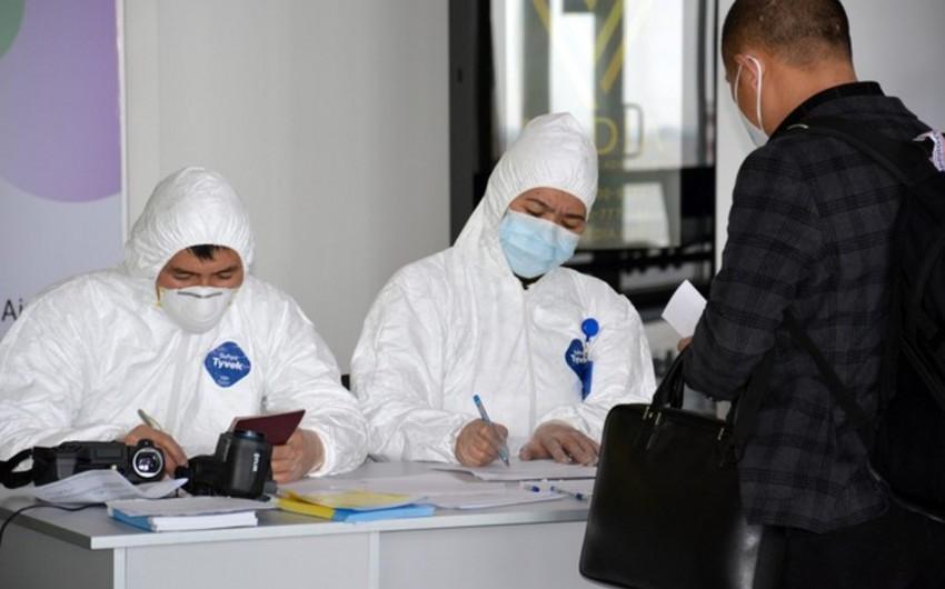Qırğız Respublikasında koronavirusa yoluxanların sayı 500-ü keçdi