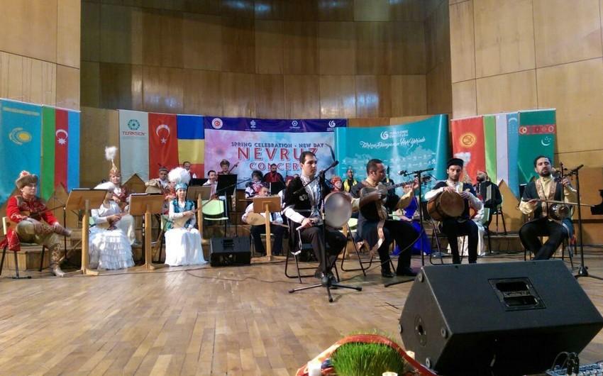 Azərbaycan muğam ustalarının çıxışı Konstantsa şəhərində böyük maraqla qarşılanıb
