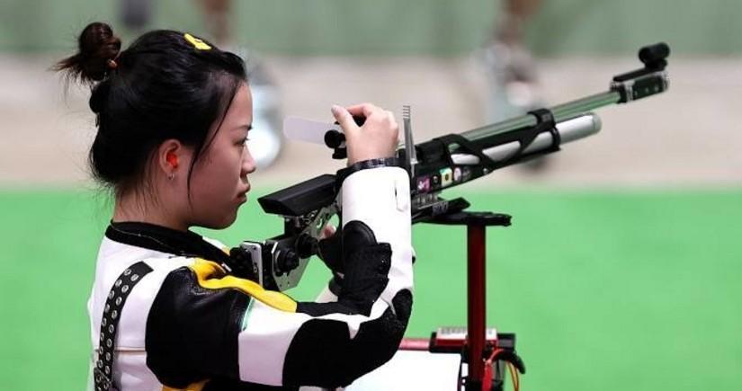Tokio-2020 olimpiya rekordu ilə start götürdü