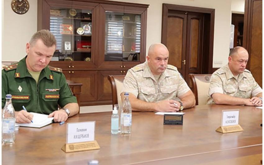 Qarabağdakı Rusiya sülhməramlılarının yeni komandanı  -