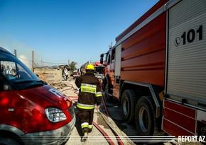 Взрыв в жилом доме в Хырдалане, эвакуированы 14 человек
