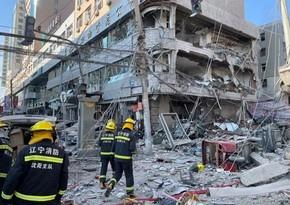 Взрыв газа в ресторане в Китае, погиб человек, еще 33 пострадали