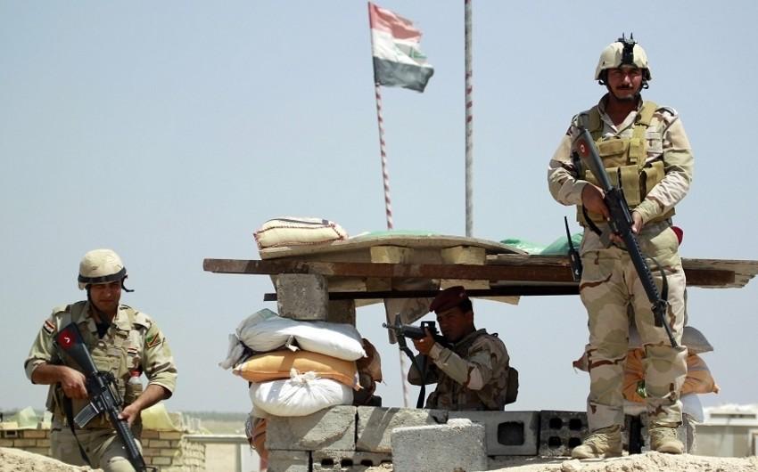 İraq Mosul yaxınlığında əməliyyata başlayıb