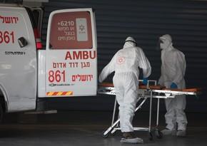 İsraildə son sutkada mindən çox insan koronavirusa yoluxub