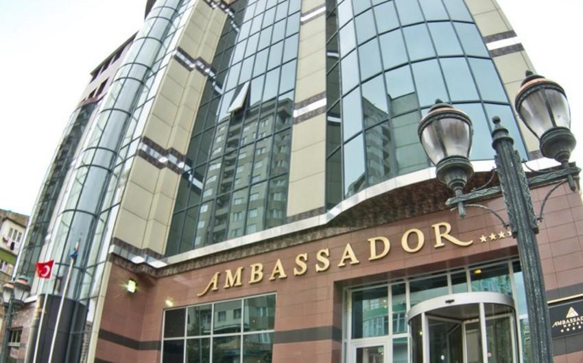 """Bakıdakı """"Ambassador"""" otelində ərəb turistin telefonu oğurlanıb"""