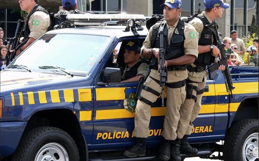 Braziliyada cinayətkarlar bankları qarət ediblər, bir neçə nəfər girov götürülüb