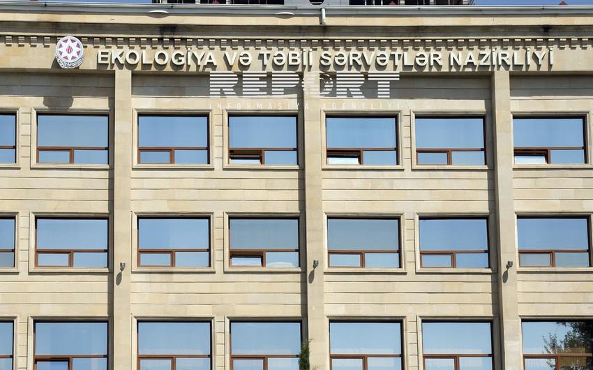 Nazirlik: Göygöl Milli Parkının direktoruna töhmət verilib, iki əməkdaşı işdən çıxarılıb