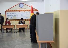 Qırğızıstanda seçkilər və referendum başa çatdı