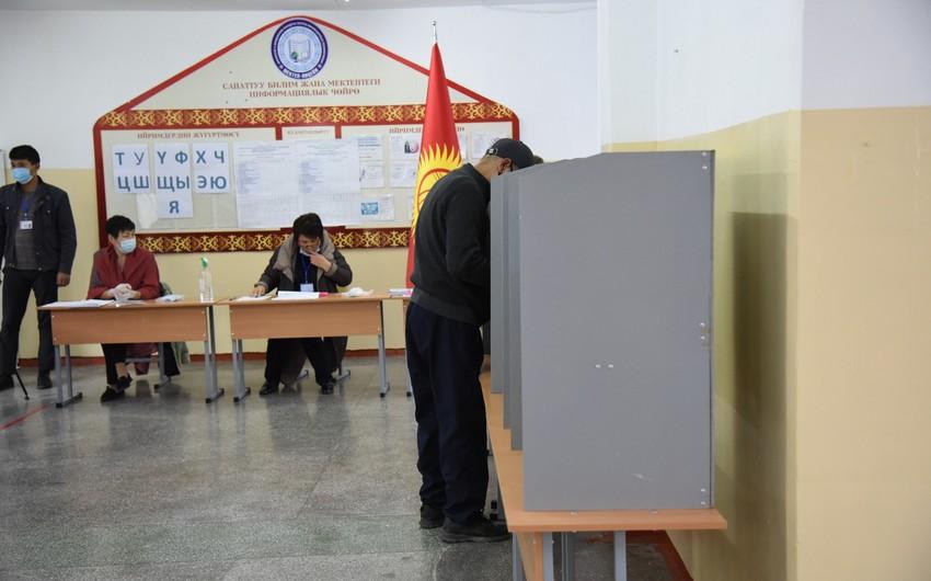 В Кыргызстане завершились выборы и референдум