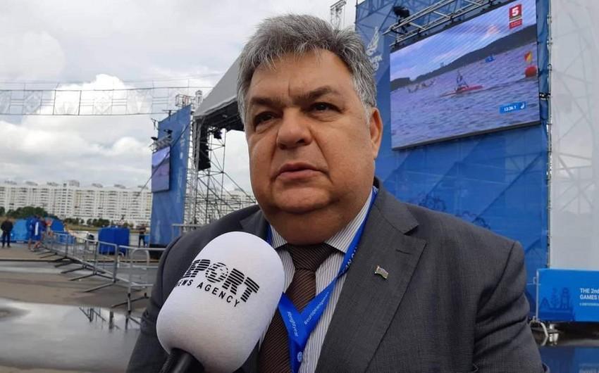 Посол: Начатая в Баку традиция Европейских игр будет продолжена - ИНТЕРВЬЮ
