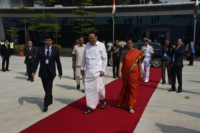 Hindistanın vitse-prezidenti Bakıya gələcək