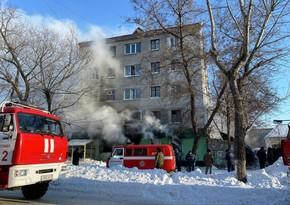 Двое погибли в результате взрыва в жилом доме в Казахстане