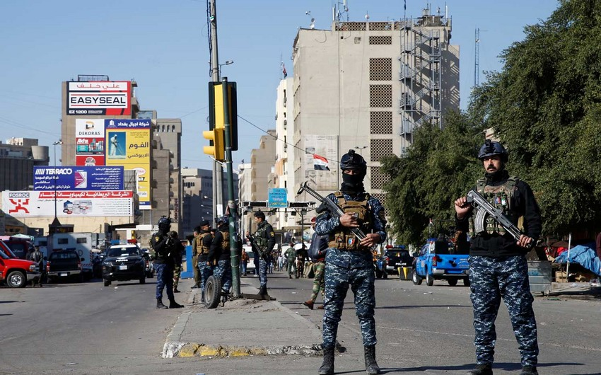 İraqda 260-a yaxın terrorçu məhv edilib