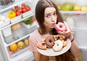 Stress zamanı daha az yeməyin üsulu