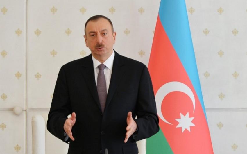 İlham Əliyev: Süni bahalaşmaya son qoyulmalıdır