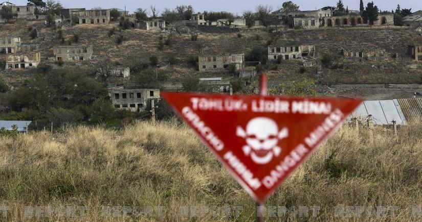 Облик северных врат Карабаха меняется - ФОТОРЕПОРТАЖ