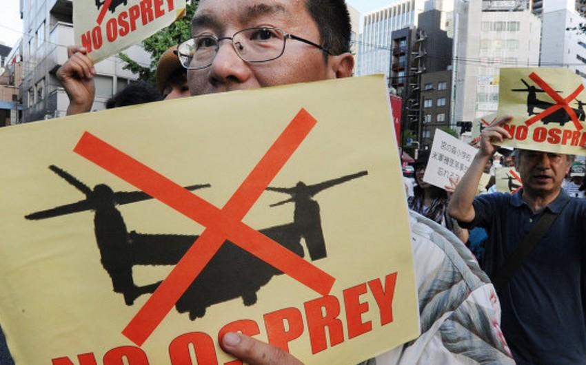 Yaponiyada ABŞ-ın yeni hərbi bazasına dair icazə ləğv edilib