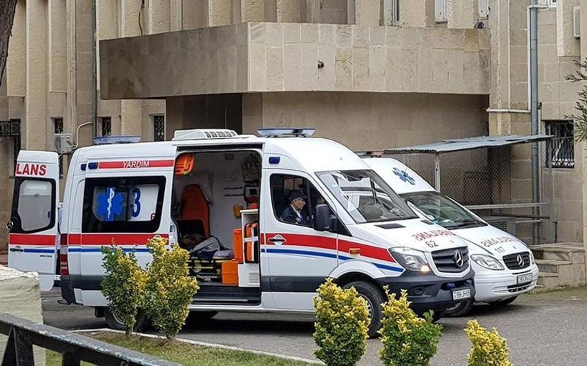Шесть пассажиров следовавшего из Азербайджана минивэна погибли в ДТП в России - ВИДЕО