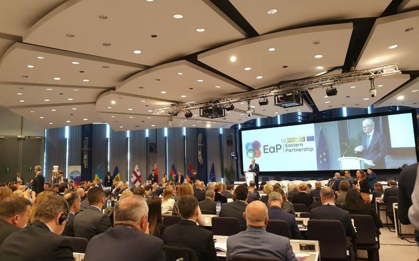 В Брюсселе завершилась конференция высокого уровня в честь 10-летия Восточного партнерства - ОБНОВЛЕНО - 2 - ВИДЕО