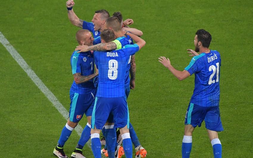 Словакия победила Германию в контрольной встрече