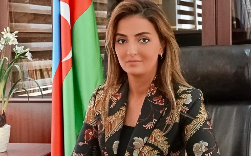 """Könül Nurullayeva: """"Azərbaycan torpaqlarının Ermənistan tərəfindən işğalı minlərlə uşağı təhsildən məhrum edib"""""""