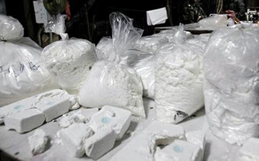 Fransa donanması 6 ton kokain aşkarladı