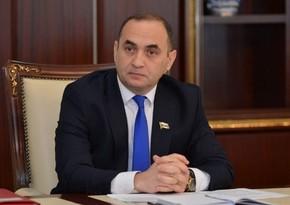 Deputat: Ermənistan bölgədə yaranan yeni reallıqla barışmalıdır