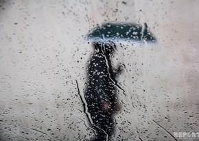 Sabah leysan xarakterli intensiv yağış yağacaq