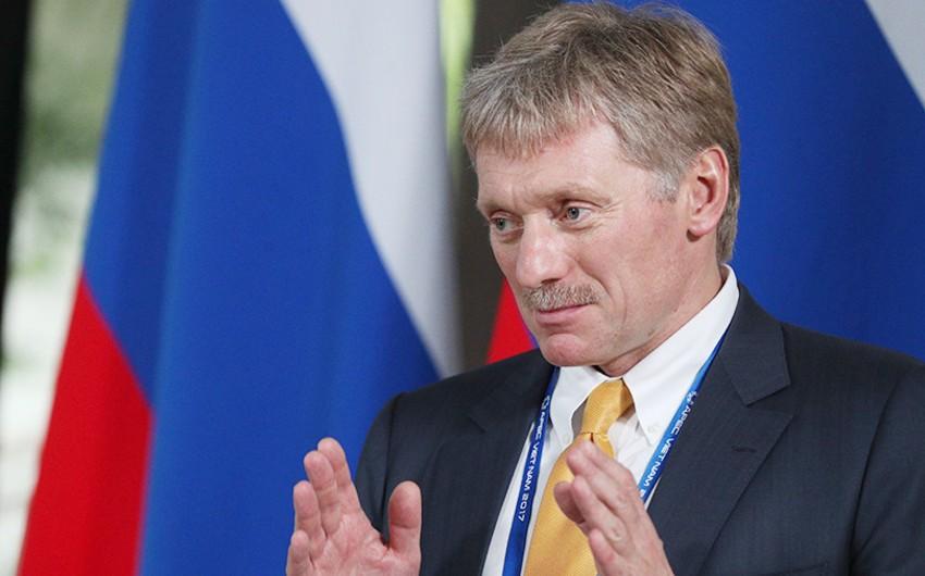 Dmitri Peskov: Kreml hesabatını diqqətlə təhlil etmək lazımdır