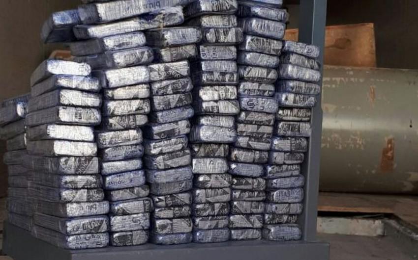 В Нахчыване пресекли попытку контрабанды наркотиков