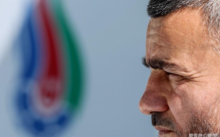 Qurban Qurbanov: Millətlər Liqasının qarşıdakı oyunları üçün yığmaya yeni futbolçuların cəlb edilməsi mümkündür