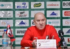 Belarus millisini Azərbaycanla oyuna çıxaracaq baş məşqçi açıqlandı