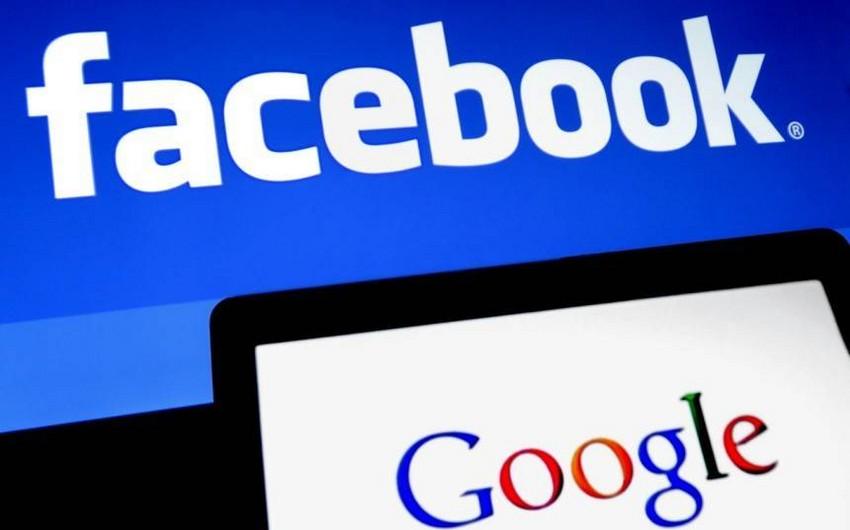 """""""Google"""" və """"Facebook""""un işçiləri ilin sonuna qədər məsafədən işləyə biləcəklər"""